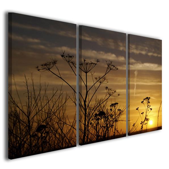 Quadri moderni astratti stampe su tela  paesaggi città fiori  Cod. 61 bar